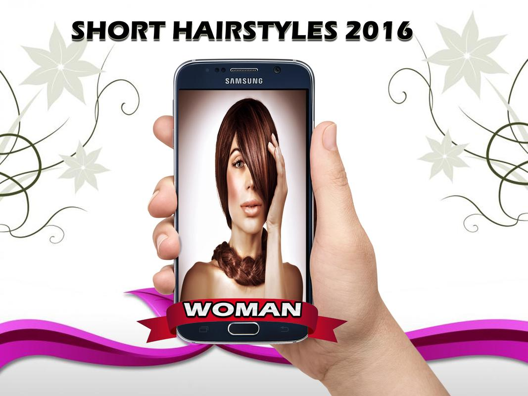 short hairstyles- makeup hair apk download - free photography app