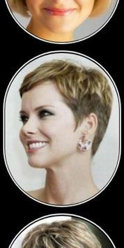 Short Hairstyle For Women screenshot 3