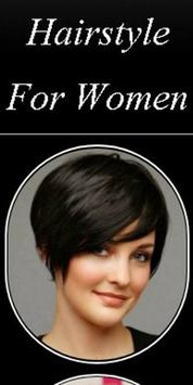 Short Hairstyle For Women poster
