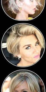 Short Hairstyle For Women screenshot 1