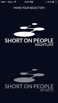 Short On People poster