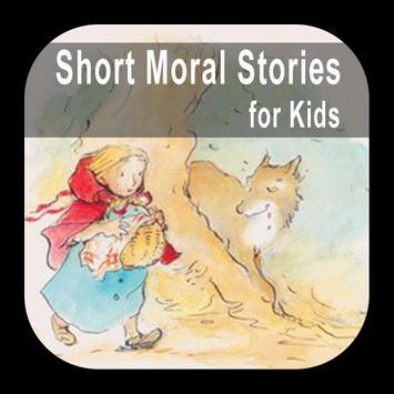 Short Moral Stories for Kids screenshot 1