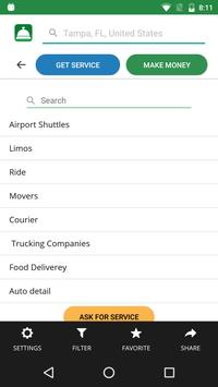 Short Notice - Freelance Jobs apk screenshot