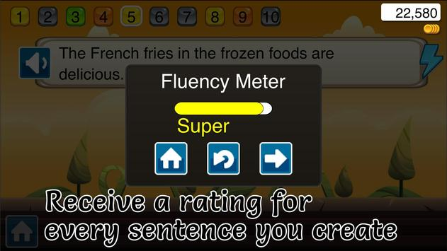 Chunky English: Vocabulary screenshot 3