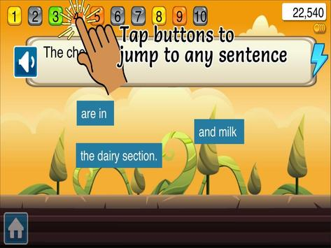 Chunky English: Vocabulary screenshot 22
