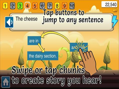 Chunky English: Vocabulary screenshot 8
