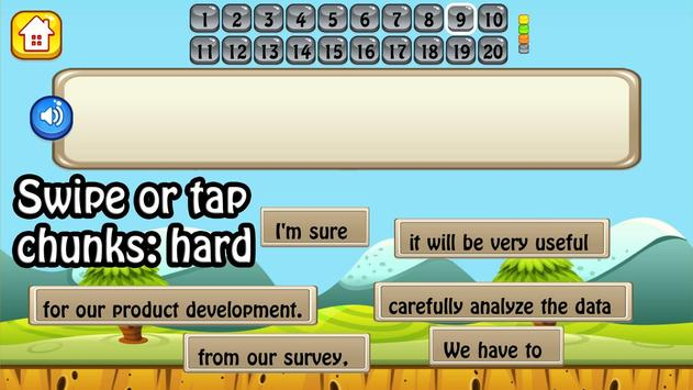 English Grammar Patch Fluency screenshot 2