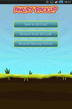 Angry Backup screenshot 3