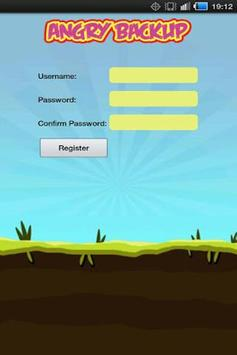 Angry Backup screenshot 1