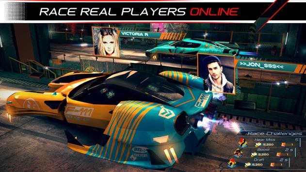 Rival Gears Racing ảnh chụp màn hình 1
