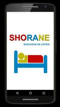 Shorane - buscador de hotéis poster