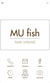 MU fish poster