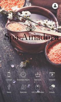 Spa Amadora poster