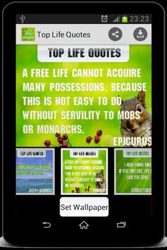 Top Quotes About Life screenshot 11