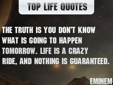 Top Quotes About Life screenshot 4