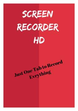 Screenshot and Recorder HD poster