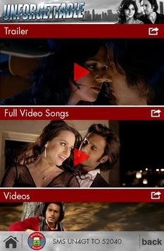 Unforgettable Songs & Videos screenshot 3