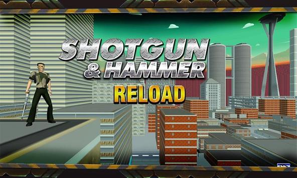 Shotgun vs Hammer 3D apk screenshot