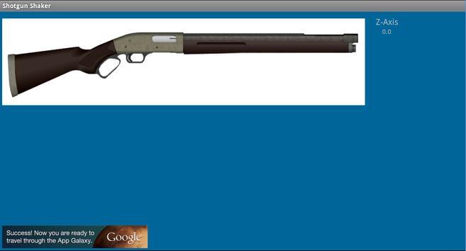 Shotgun Sound Shaker screenshot 1
