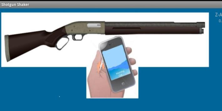 Shotgun Sound Shaker screenshot 2