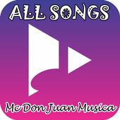 Mc Don Juan Musica & Letras icon
