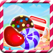Candy Paradise Jam Match 3 Game icon
