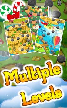 Candy Paradise Jam Match 3 Game screenshot 2
