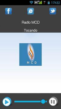 Rádio M C D screenshot 1