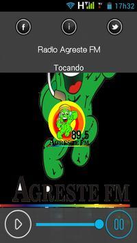Rádio Agreste FM poster