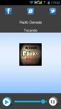 Rádio Gênesis apk screenshot