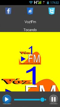 Radio Voz 1 fm poster