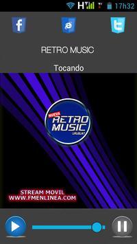 RETRO MUSIC URUGUAY screenshot 1