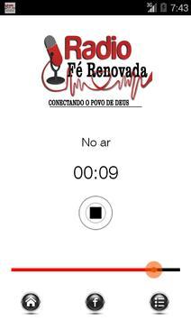 Radio Fe Renovada poster