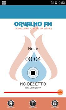 Rádio Orvalho FM screenshot 1
