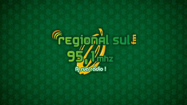 Rádio Regional Sul FM apk screenshot