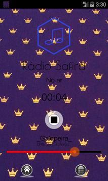 Rádio Safira apk screenshot
