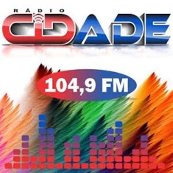 Rádio Cidade 104,9 FM poster