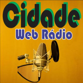 Cidade Web Rádio poster