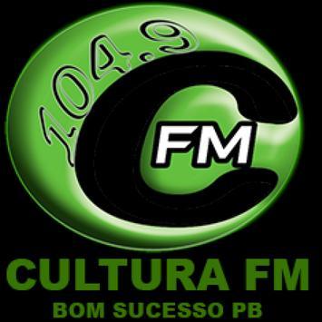 Cultura FM 104,9 de Bom Sucesso PB apk screenshot
