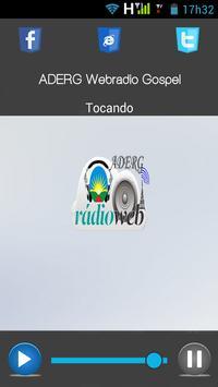 Aderg Webradio Gospel screenshot 1