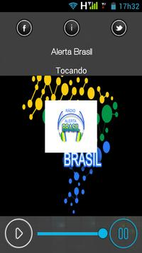 Rádio Alerta Brasil apk screenshot