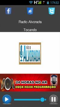 A Radio Alvorada Fm screenshot 2