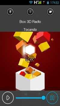 Box 3D Radio screenshot 2