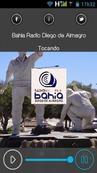 Radio Bahía Diego de Almagro poster