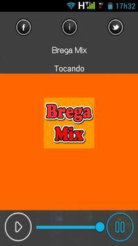Brega Mix Recife - PE poster