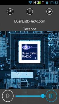 BuenEstiloRadio.com poster