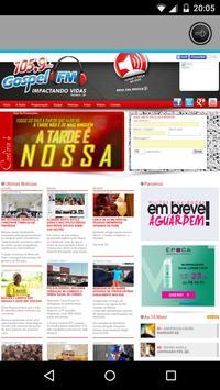 Gospel FM Franca 105,9 screenshot 1