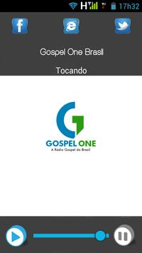 Gospel One Brasil poster
