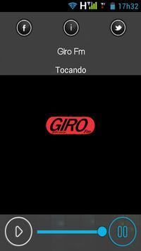 Giro FM poster
