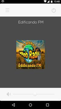 Rádio Edificando FM screenshot 1